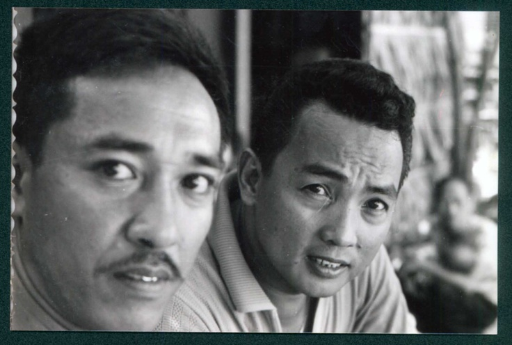 The two Filipino aid workers rescued by Drew.: Vietnam War, Filipino Aid, Aid Workers, Workers Rescued