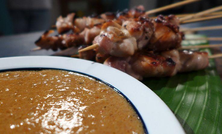 John Torode's Peanut Sauce for Satay