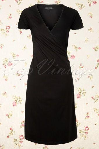 king louie - 50s cross dress, black