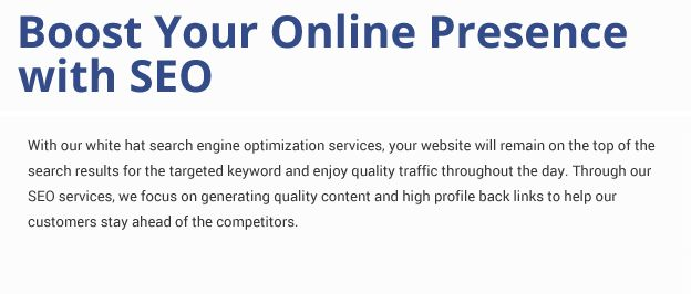 Search Engine Optimization Services   SEO Services NYC