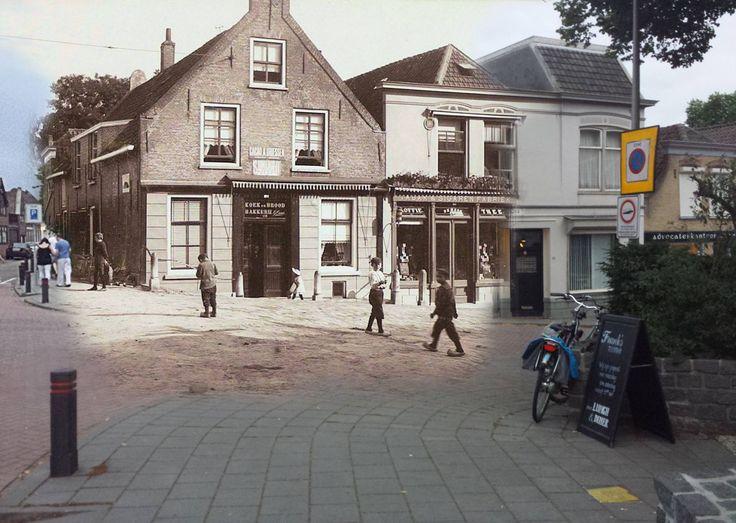 Oude centrum na tapas bar