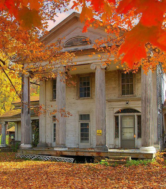 Abandoned North Carolina Homes