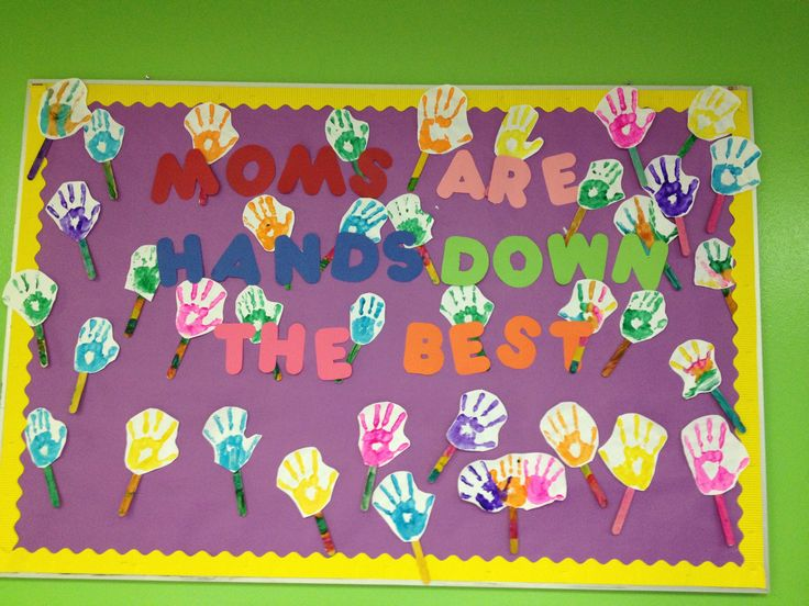 Mother S Day Classroom Decoration Ideas : Mothers day bulletin board childcare network