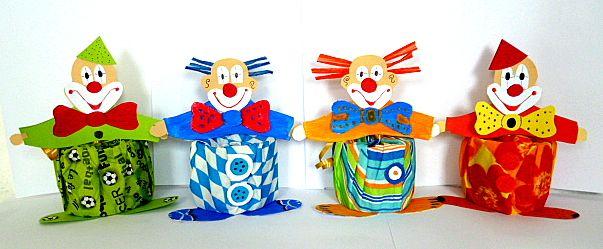 Prinzessin aus Toilettenpapierrolle - Fasching-basteln - Meine Enkel und ich - Made with schwedesign.de