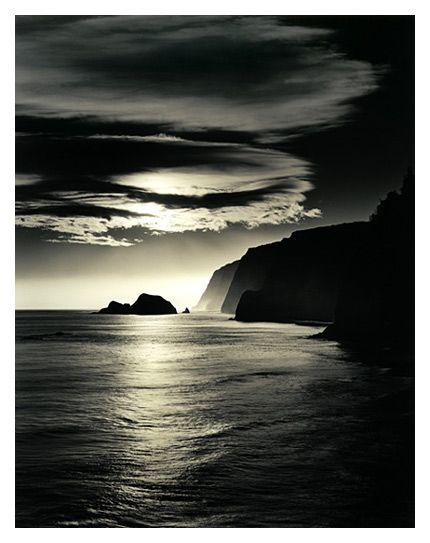 Roman Loranc. Hawaii: Lights, Romans Loranc, Black And White, Black White, Cloud, Waipio Bays, Places, Natural, Photo
