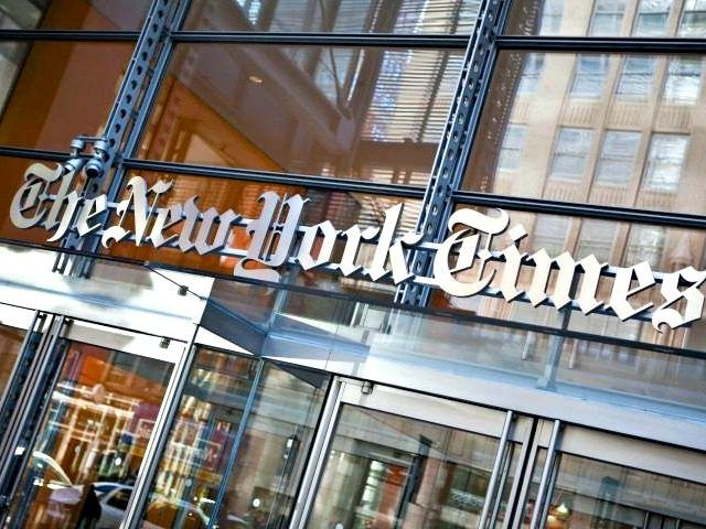 Losing: The Failing New York Times Set to Lay Off More Staff, Including Reporters - Breitbart