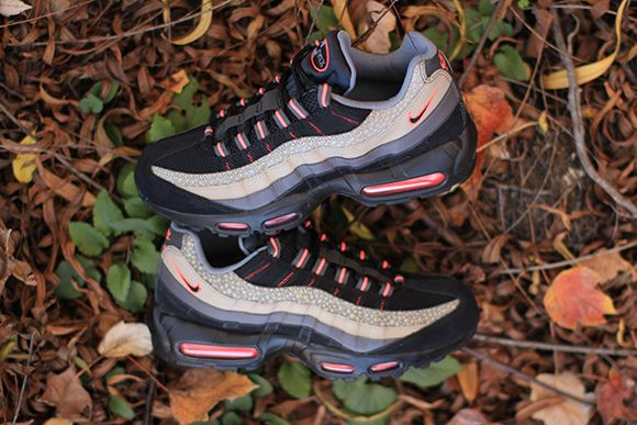 #Nike Air Max 95 Safari #sneakers