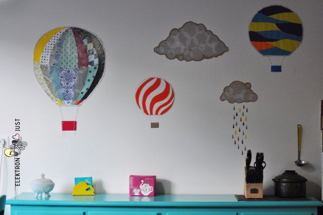 #wall #decoration #airballoon