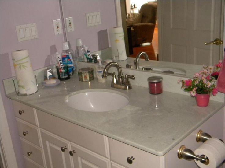 Best 25+ Bathroom countertops ideas on Pinterest | White ...