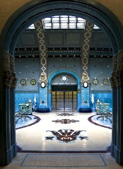 Thermal baths- budapest