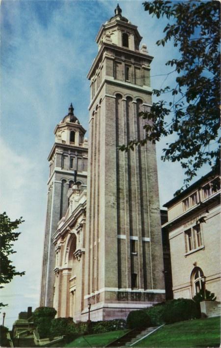 Jensen's St. James Cathedral
