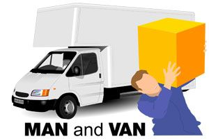 #Van and #Man Hire for House and office #removal service. Visit us