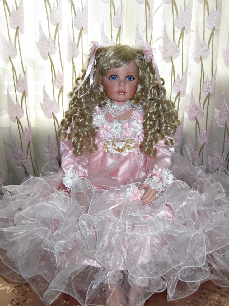 Savannah My collection dolls by Rustie