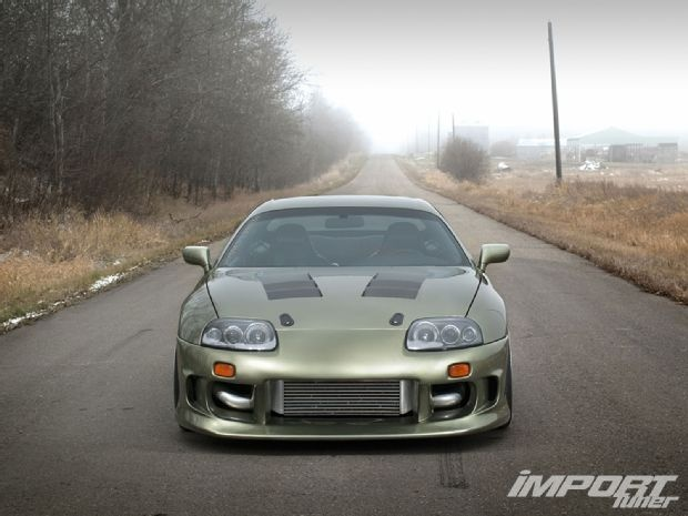 Check Out These Extra Pictures We Have Of The 1995 Toyota Supra Featured In  Our September 2011 Issue.