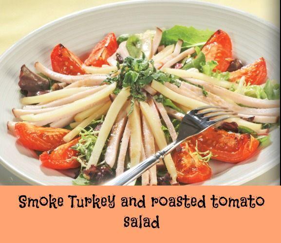 Tomato salad recipes, Tomato salad and Roasted tomatoes on Pinterest