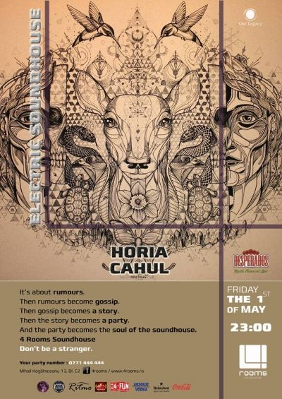 Horia & Cahul @ 4 Rooms Party