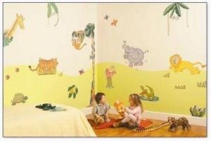 Camerette a tema: arredare la stanza dei bimbi in stile safari