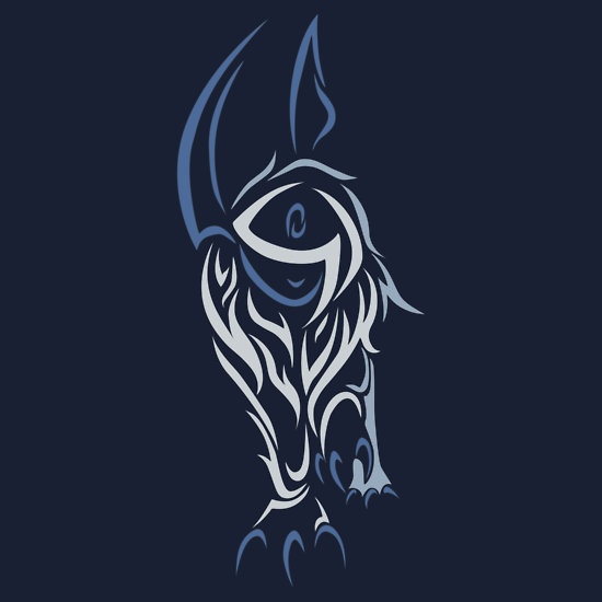 Tribal Absol Colored | Unisex T-Shirt | Awesome, This is ...