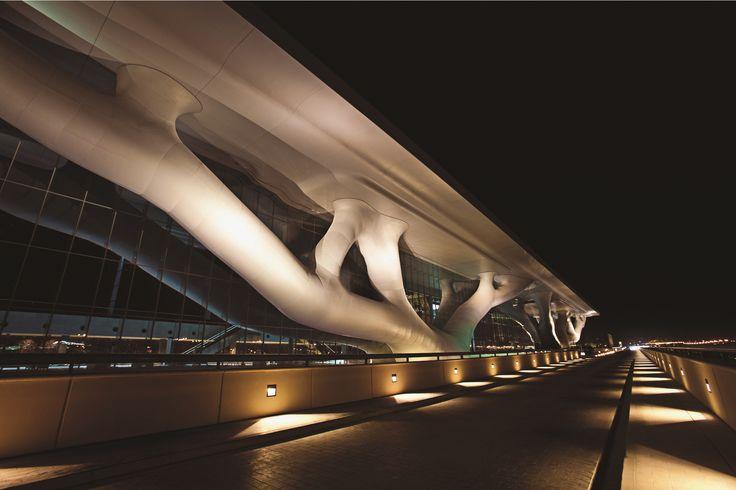 Light + Design - Qatar Education City International Convention Centre