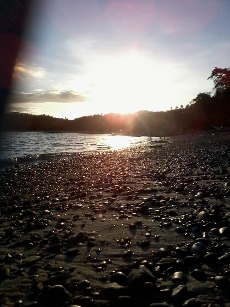 Sunrise at  Talipanan, Puerto Galera, Oriental Mindoro, Philippines