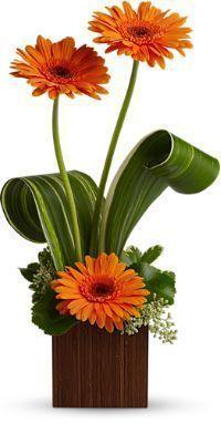 Flowers Picture Collection: Modern Wedding Flower Arrangements