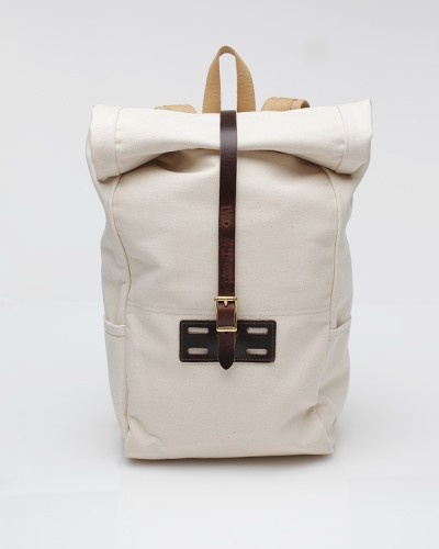 Archival roll-top rucksack. Need