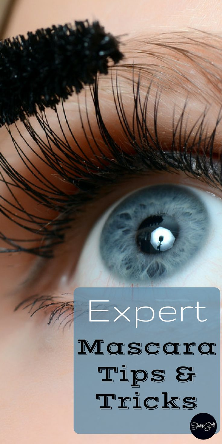 Expert advice for getting beautiful lashes. Are you using these mascara tips?