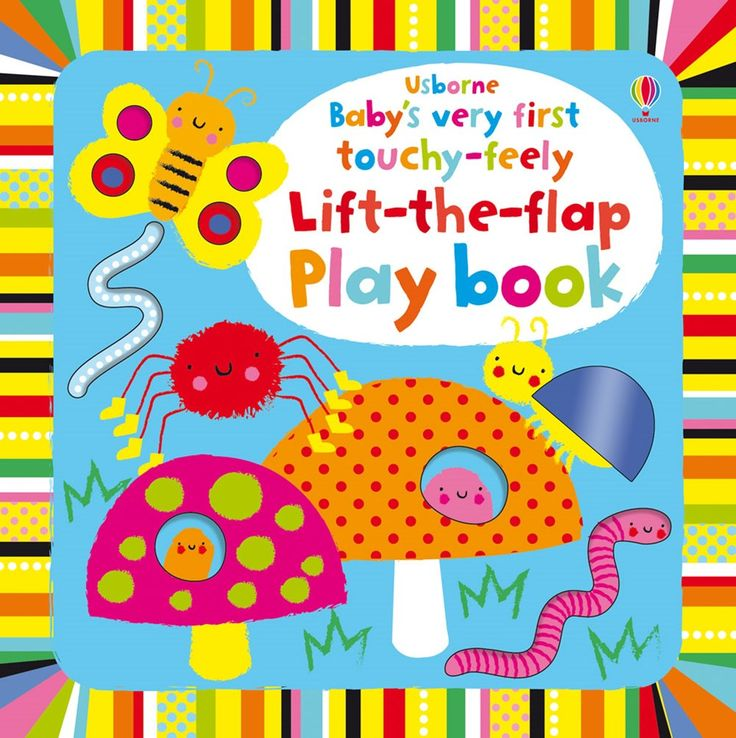 "Find out more about ""Baby's very first touchy-feely lift-the-flap play book"", write a review or buy online."
