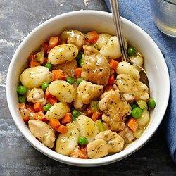 Chicken & Gnocchi Dumplings   - EatingWell.com