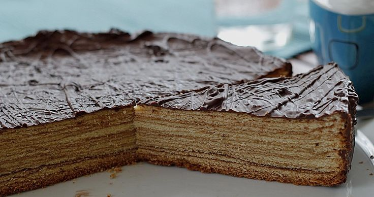 Today we feature a recipe of the most special cake of this world: The German Baumkuchen Recipe. The cake consists of layers roasted dough - a cake out of this world. #authenticgerman #germanrecipes