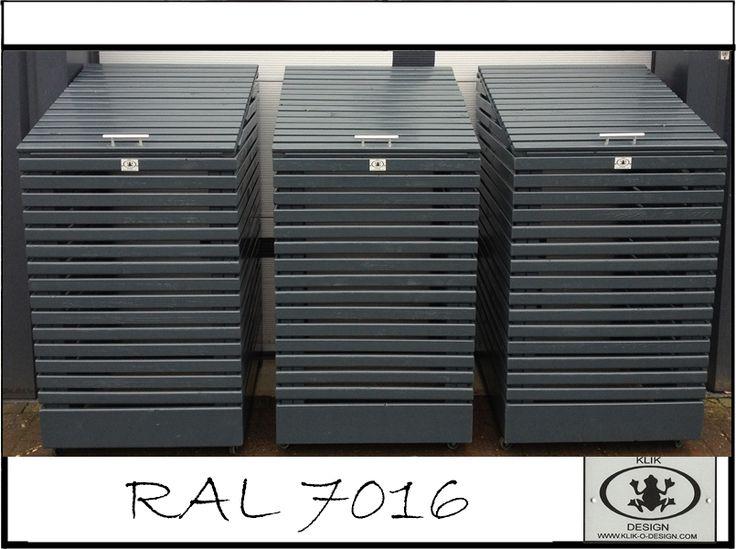 NIEUW : nnn NU LEVERING DOOR HEEL NEDERLAND !!   Met ruim 4 miljoen containers in Nederland die dagelijks nodig zijn om ons huisvuil te deponeren gaat elke gemeente steeds meer containers...