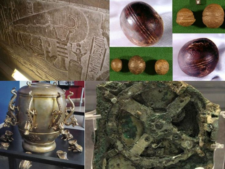 17 Out-of-Place Artifacts Said to Suggest High-Tech Prehistoric Civilizations Existed.  #unexplained