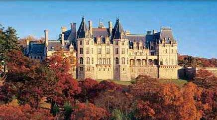 Biltmore Estate - largest privately owned Estate in the US, Asheville, NC. We stayed here on the property. Toured the mansion. Even the 5 star hotel was like stepping into Downton Abby.