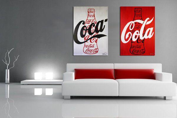 Le chouchou de ma boutique https://www.etsy.com/ca-fr/listing/525361950/giclee-print-coca-cola-black-red-bottle