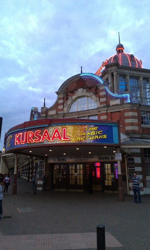 Kursaal, Southend on Sea