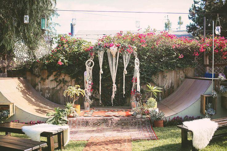 Bohemian Style Backyards : 1000+ images about Boda Boho  Boho Wedding on Pinterest  Bodas, Boho