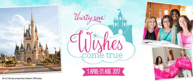Join Thirty-One now for just $50 and you can join us in our most recent incentive for all consultants....you can earn a $3000 or $5000 Disney gift card to pay for your next trip!!  Let's chat about it!  Or join at www.bagsandstyle.com.  Click Join Us and then you and I will connect so I can help you every step of the way.  #ThirtyOne #ThirtyOneGifts #WAHM #Disney #DisneyFree #GirlBoss #BaileyandCo #BagsandStyle