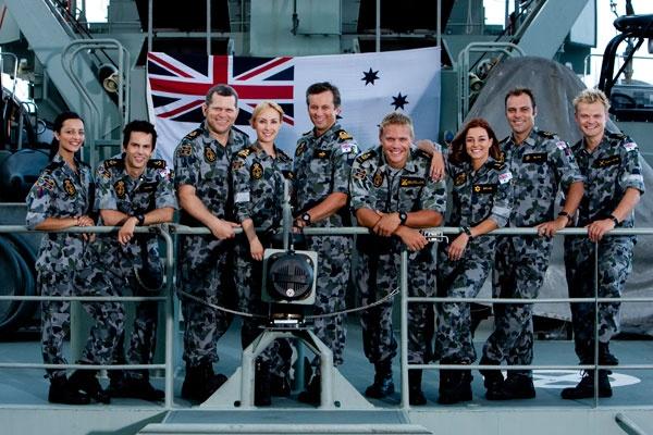 Sea Patrol!!