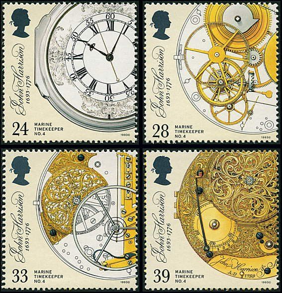 37 best clock stamps images on pinterest postage stamps gb birth anniversary of john harrison sg bidstart item 42501400 in stamps fandeluxe Gallery
