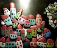 Maravillosas piedras pintadas