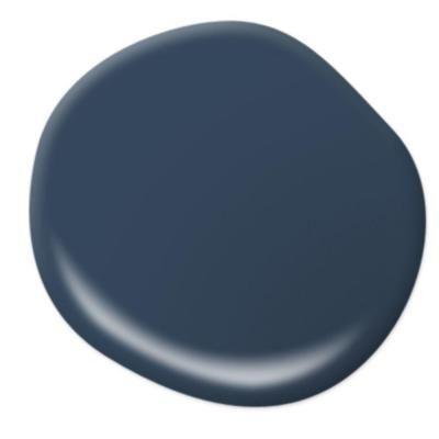 behr marquee 8 oz mq554 compass blue paint sample