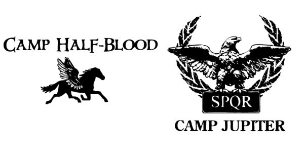 Go to Camp Half Blood!