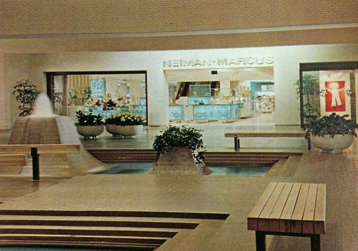 Neiman Marcus - NorthPark, Dallas 1966