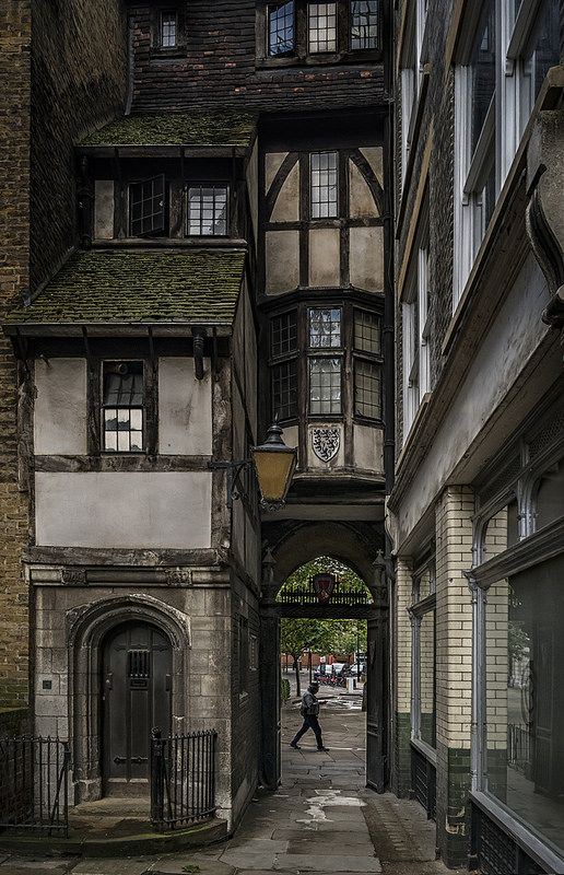 Old London | by Mike Hewson