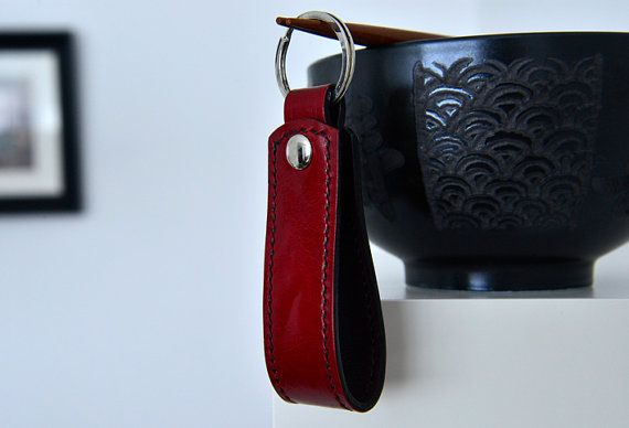 Hey, I found this really awesome Etsy listing at https://www.etsy.com/listing/231654713/keyholder-leather-red-and-bordeau
