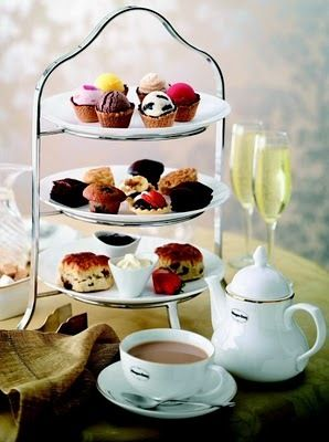High Tea, anyone?