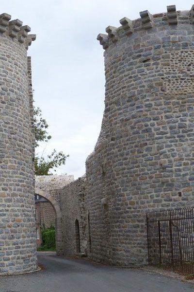 Cité médiévale, Saint-Valery-sur-Somme, Picardie