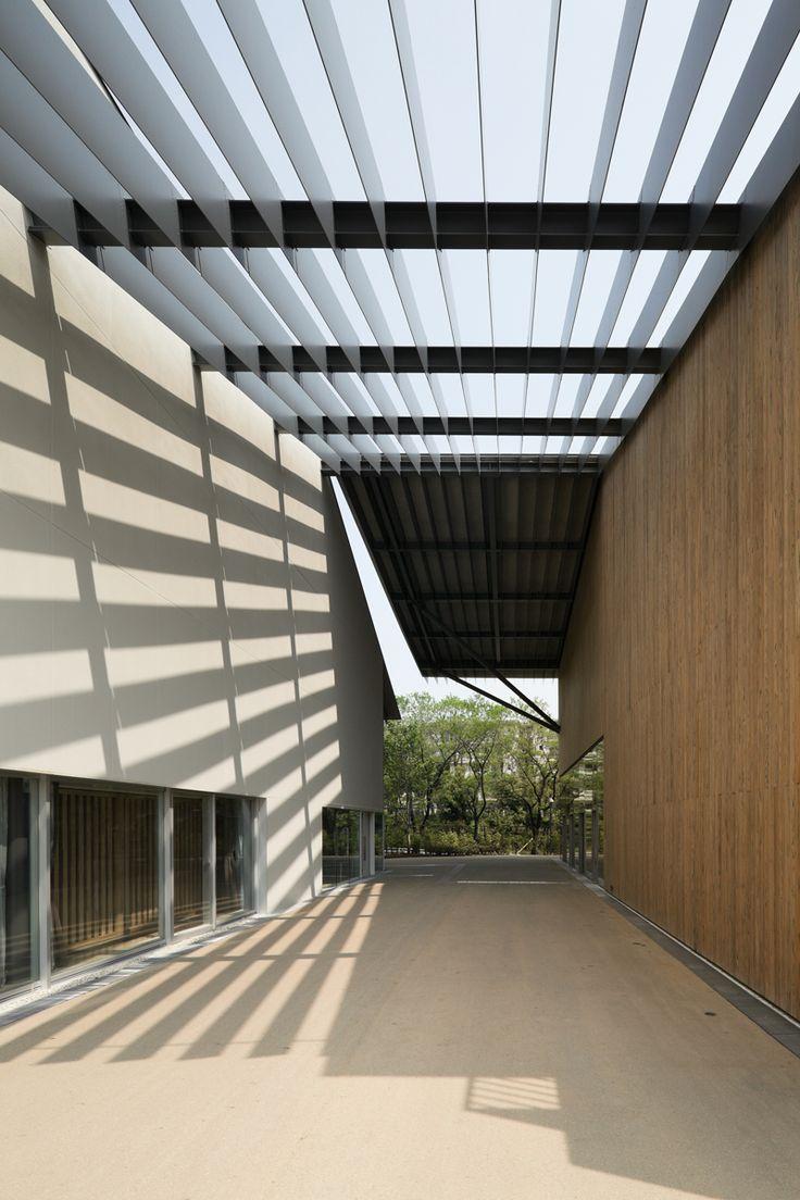 Teikyo University Elementary School | kengo kuma and associates