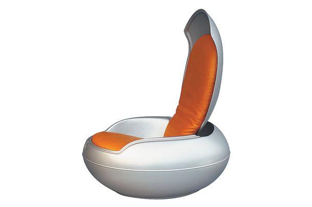 Кресло GN01-The Egg, дизайн Петера Гици (1968), Ghyczy