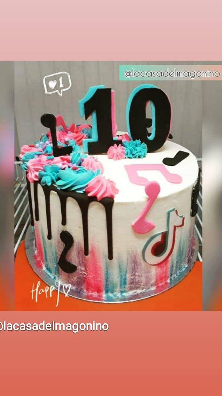 Tiktok 10 Girly Birthday Cakes Cake Birthday Cake